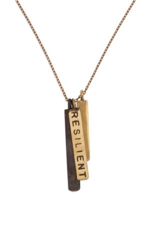Be Resilient Necklace
