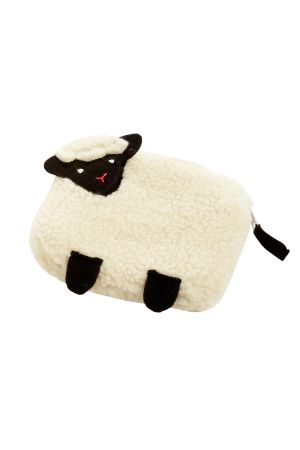 Wooly Sheep Coin Purse