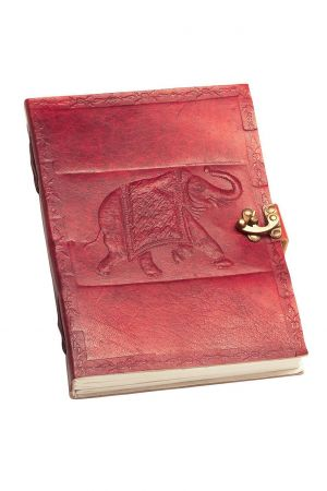 Leather Elephant Journal