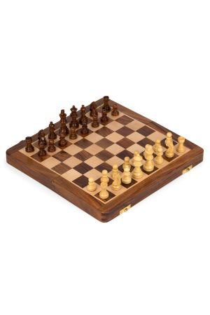 Store Away Chess Set