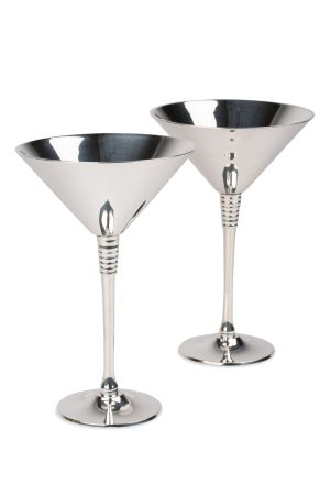 Chic Cocktail Glass Set
