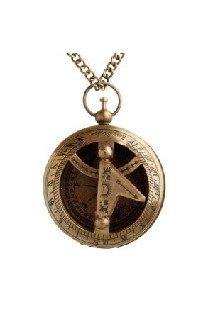 Find Your True North Necklace