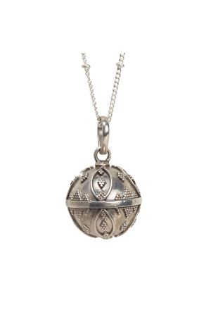 Harmony Bell Necklace