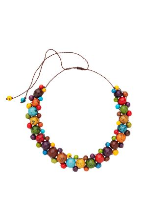 Tropical Fruits Necklace