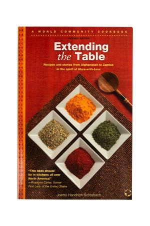 Cookbook Extending the Table (Paperback)